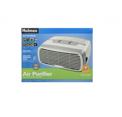 HAP242-NUC Desktop HEPA-Type Air Purifier by Holmes