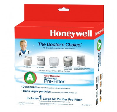 HRF-AP1 Universal Carbon Pre-filter by Honeywell