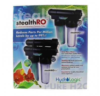 Hydrologic 31035 Stealth-RO100 Reverse Osmosis System