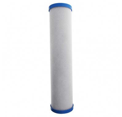 Hydronix CB-45-2001 Replacement Carbon Water Filter  20-inch x 4.5-inch (1 Micron)