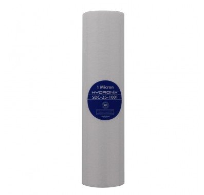 Hydronix SDC-25-1001 Sediment Polypropylene Water Filter Cartridges