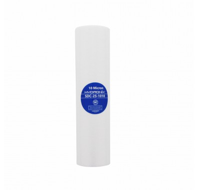 Hydronix SDC-25-1010 Sediment Polypropylene Water Filter Cartridges