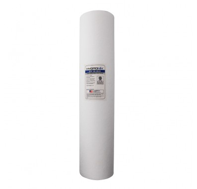 Hydronix SDC-45-2020 Sediment Polypropylene Water Filter Cartridges