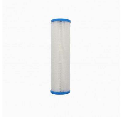 Hydronix SPC-25-1030 10-inch x 2.5-inch Pleated Sediment Water Filter 30 Micron