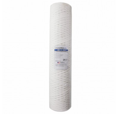Hydronix SWC-45-2050 String Wound Sediment Water Filter (50 micron)