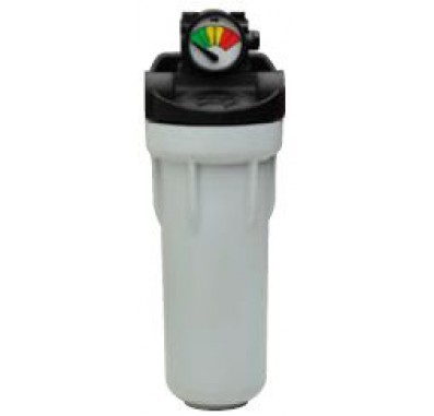 American Plumber W34-PRM Metered Water Filter Housing
