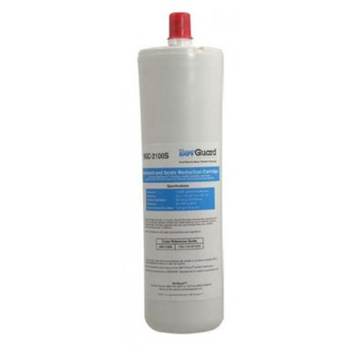 BevGuard BGC-2100S Water Filter with Polyphosphate Scale Inhibitor