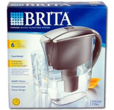Brita OB40 Fjord Smart Water Filter Pitcher 35539