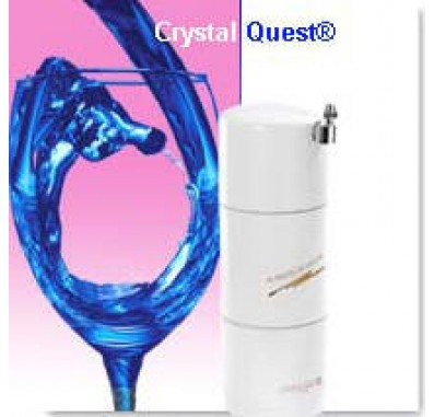 Crystal Quest Commercial Big-Inline Disposable Single Multi ULTIMATE Water Filter System