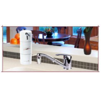 Crystal Quest Countertop Disposable Single Arsenic/Multi Water Filter System