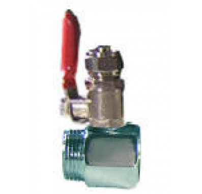 Crystal Quest C63 3/8-Inch Tube Valve