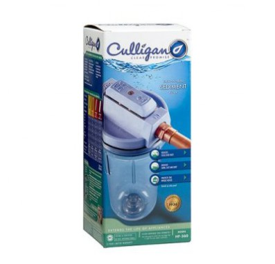 Culligan HF-365 Whole House Water Filter Housing