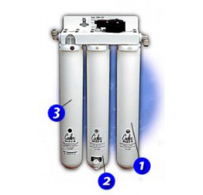 3M CUNO Water Factory CoolerMATE CMRO-3TFC Reverse Osmosis System