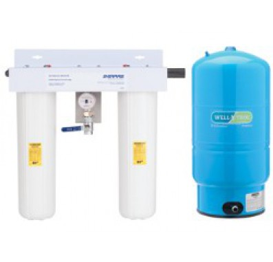 Everpure EV9336-52 Parallel 202 Prefilter System with Surge Tank