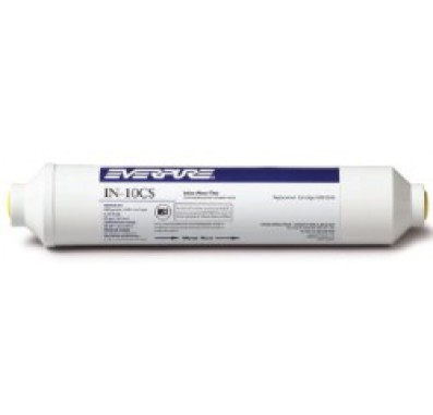 Everpure IN-10CS EV9100-69 Coconut Shell Inline Filter