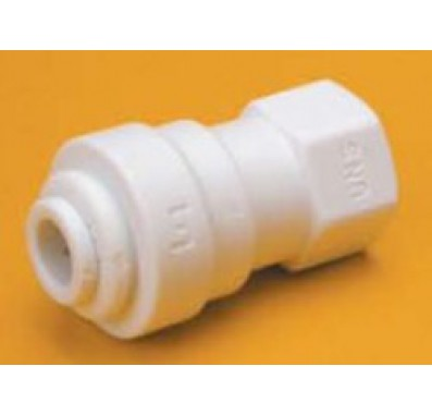 1/4 Tube x 7/16-24 UNS Thread Faucet Connector