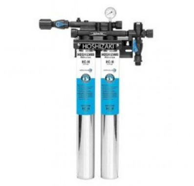 9320-22H Hoshizaki HC-H Food Service Water Filtration System - Twin Housings