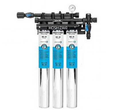 9320-23H Hoshizaki HC-H Food Service Water Filtration System -Triple Housings