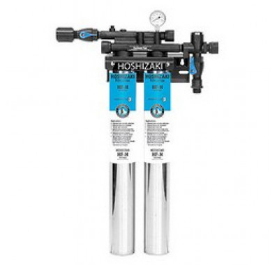 9326-12H Hoshizaki HF-H Food Service Water Filtration System - Twin Housings