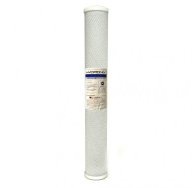 Hydronix CB-25-2005 Replacement Carbon Water Filter  20-inch x 2.5-inch (5 Micron)