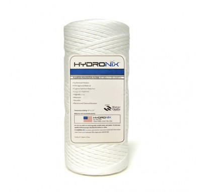 Hydronix SWC-45-1050 String Wound Sediment Water Filter (50 micron)