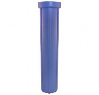 # 20 Standard Blue Sump for 20-inch Water Filters