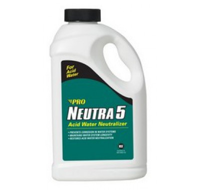 Pro Products Neutra 5 SA64N Acid Water Neutralizer (1 Bottle)