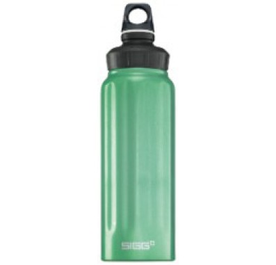 SIGG Wide Mouth Green Bottle 1.0L