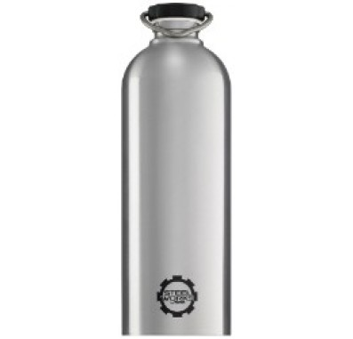 SIGG STEELWORKS Clear Trans 1.0L Bottle