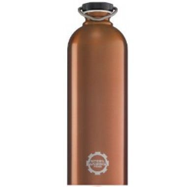 SIGG STEELWORKS Copper 1.0L Bottle