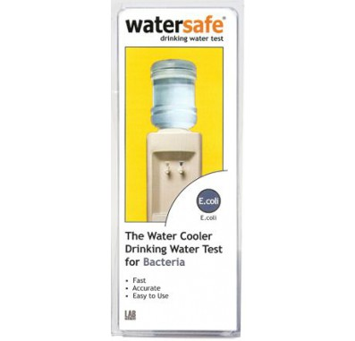WaterSafe WS-123WC Water Cooler Drinking Water Test for Bacteria