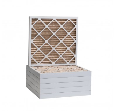 Tier1 12 x 12 x 2  MERV 11 - 6 Pack Air Filters (P15S-621212)