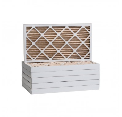 Tier1 16-1/2 x 21-1/2 x 2  MERV 11 - 6 Pack Air Filters (P15S-6216H21H)