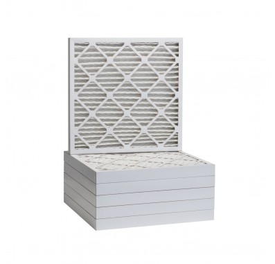 Tier1 14 x 14 x 2  MERV 13 - 6 Pack Air Filters (P25S-621414)