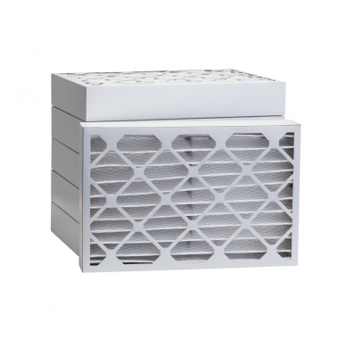 Tier1 12 x 18 x 4  MERV 8 - 6 Pack Air Filters (P85S-641218)