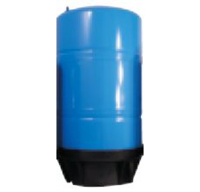 RO-2000-B34 - 20 Gallon Blue Reverse Osmosis System Bladder Tank