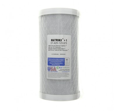 KX Matrikx +1 01-425-125-975 Carbon Block Filter (10-Inch x 4.25-Inch)