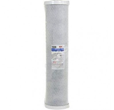 KX Matrikx +5 02-250-125-20 Carbon Block Water Filter (20-Inch x 2-7/8-Inch)