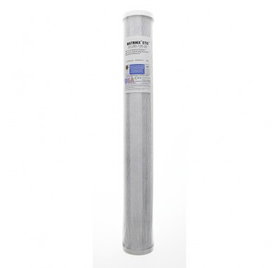 KX Matrikx +CTO/2 32-250-125-20 Carbon Block Water Filter (20-Inch x 2-7/8-Inch)