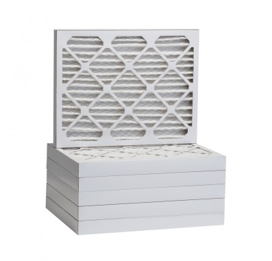 Tier1 21-1/4 x 23-1/4 x 2  MERV 13 - 6 Pack Air Filters (P25S-6221D23D)