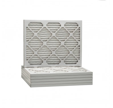 Tier1 21-1/2 x 23-3/8 x 1  MERV 8 - 6 Pack Air Filters (P85S-6121H23F)