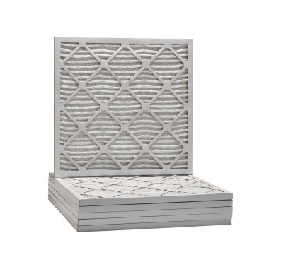 Tier1 10 x 10 x 1  MERV 8 - 6 Pack Air Filters (P85S-611010)