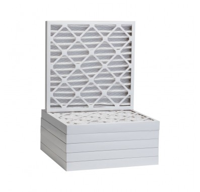 Tier1 21-1/4 x 21-1/4 x 2  MERV 8 - 6 Pack Air Filters (P85S-6221D21D)