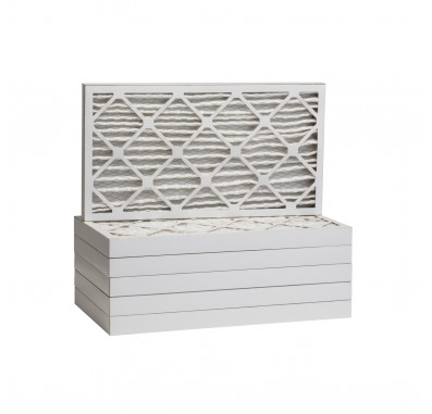 Tier1 10 x 20 x 2  MERV 8 - 6 Pack Air Filters (P85S-621020)