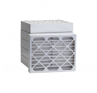 Tier1 20 x 24 x 4  MERV 8 - 6 Pack Air Filters (P85S-642024)