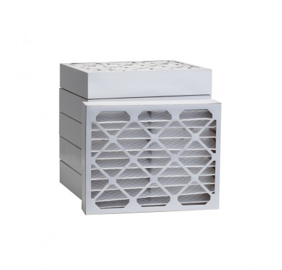 Tier1 24 x 28 x 4  MERV 8 - 6 Pack Air Filters (P85S-642428)