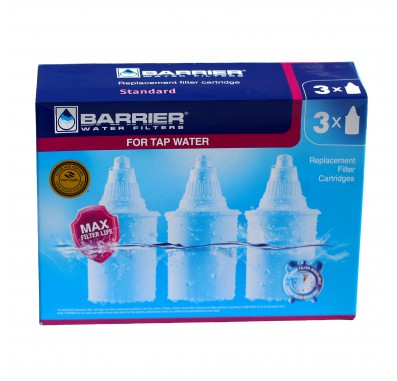 30027 Barrier Replacement Filter 3-Pack by New Wave Enviro