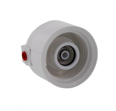 Omnipure QNVH-JJ 1/4-inch Quick Connect Non-Valved Filter Head