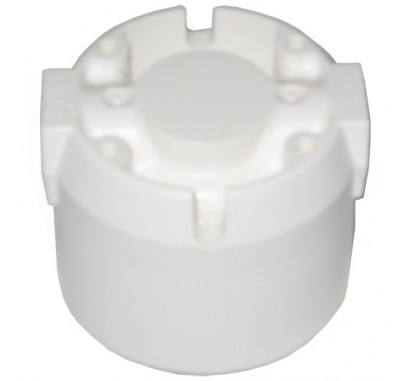 Omnipure Q-Series VH1/4 1/4-Inch FPT Valved Head