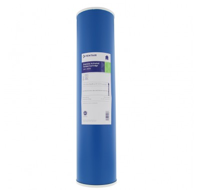 Pentek GAC-20BB Drinking Water Filters (20-inch x 4.5-inch) (Front View)